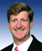 Image of former congressman Patrick J. Kennedy.